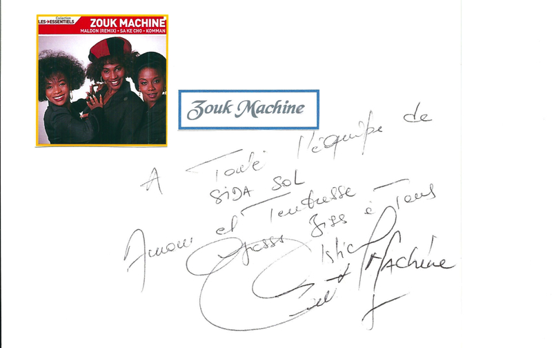 zouk-machine